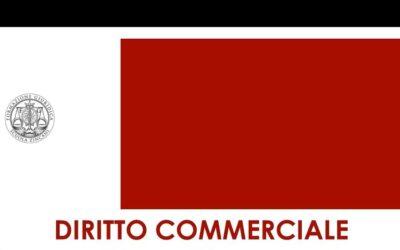 Corso di Diritto Commerciale